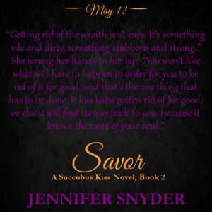 Savor Teaser 3
